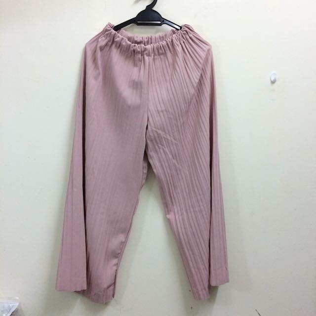 Soft Pink Palazzo