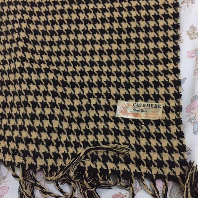 Syal cashmere