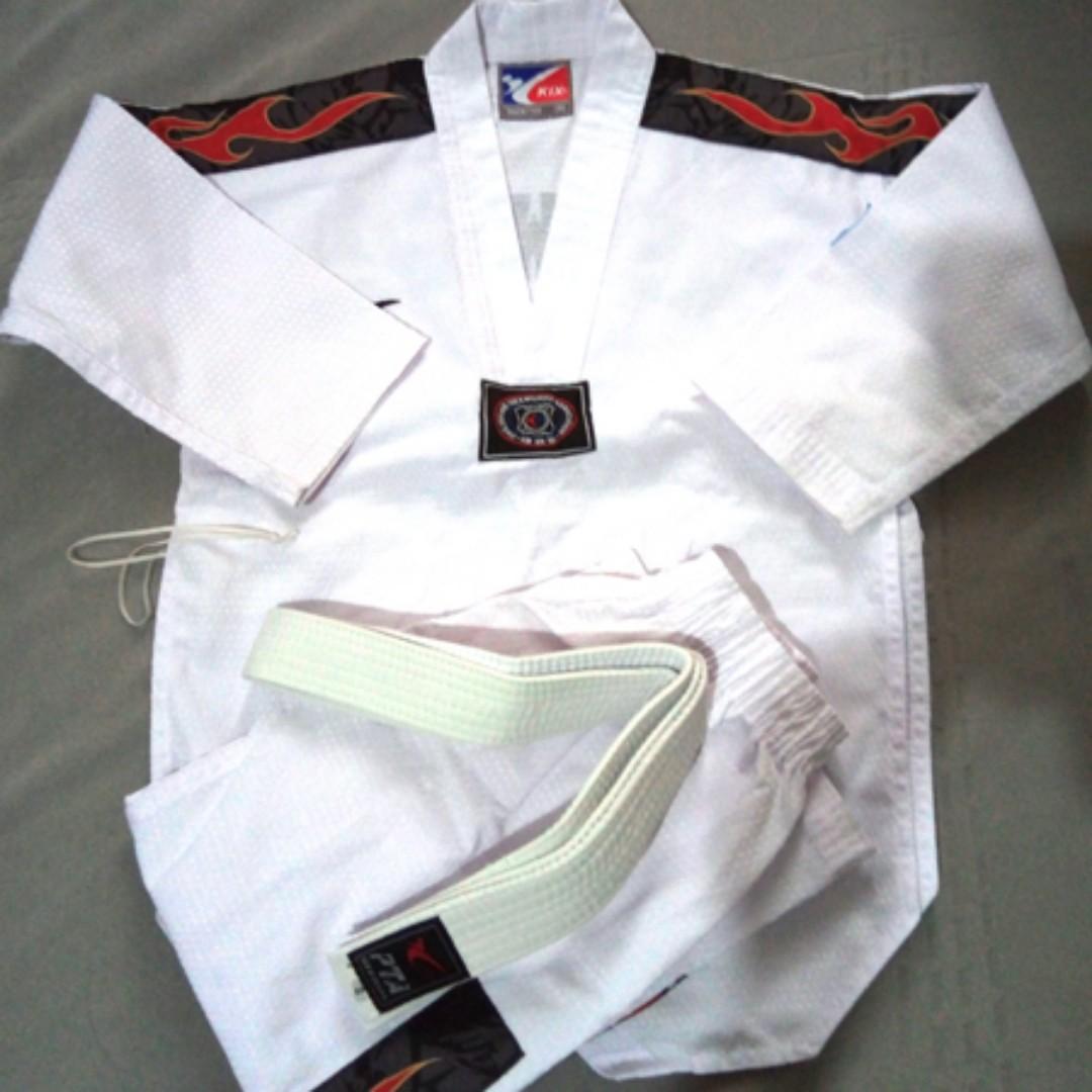 Taekwondo Uniform for Kids