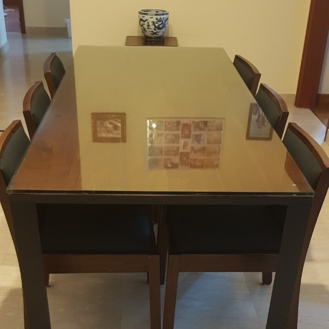 Tremendous Teakwood Dining Table With Chairs Dailytribune Chair Design For Home Dailytribuneorg