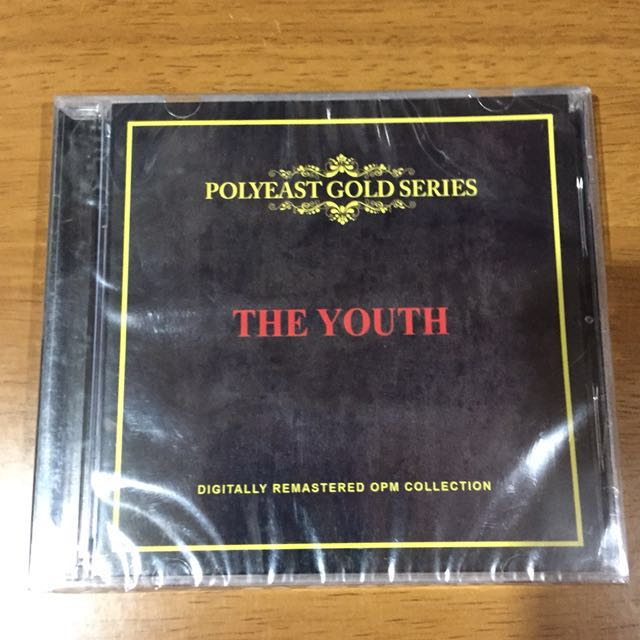 THE YOUTH CD