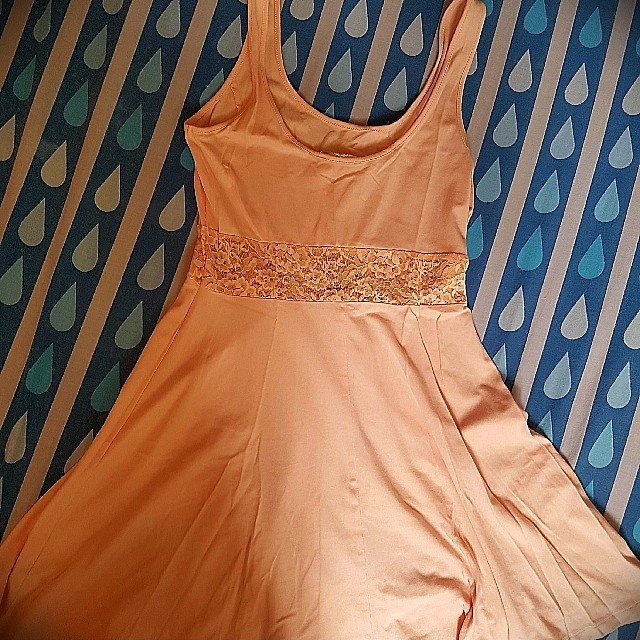 Touch of pink dress