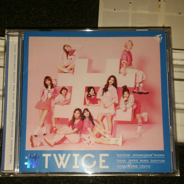 TWICE JAPAN RELEASE
