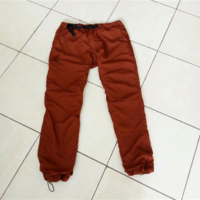 Uniqlo Warm Linen Pants Original