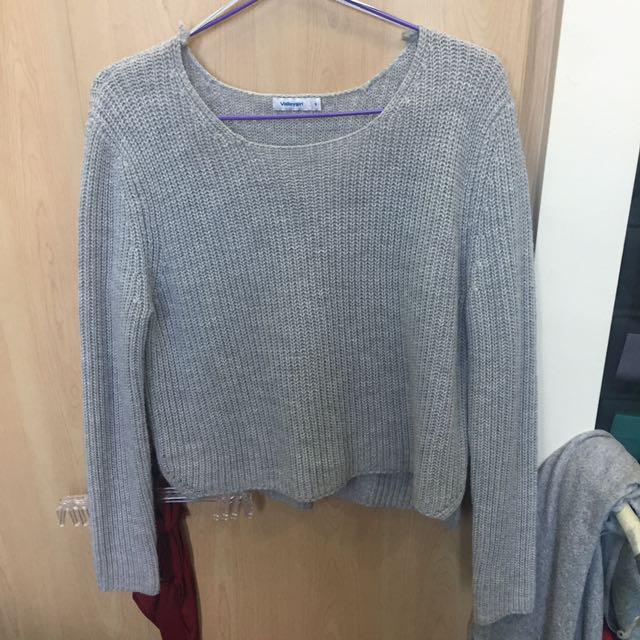 Valleygirl/Temt knitted pullover