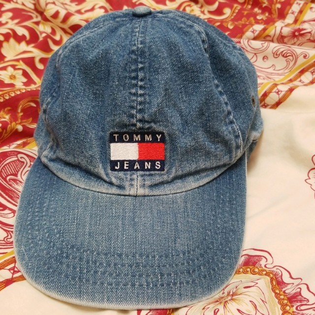 Vintage Denim Tommy Hilfiger hat