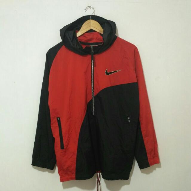 Vintage Nike Half Zipper Shellsuit