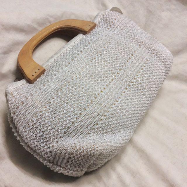 Vintage/Beach Bag