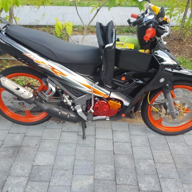 Wtt Wts Yamaha 125zr Motorbikes Motorbikes For Sale Class 2b On