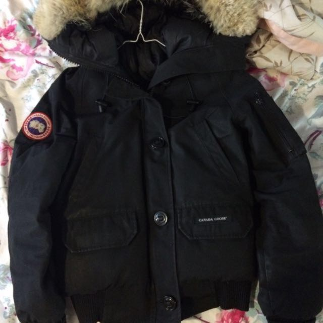 XS Authentic Canada Goose