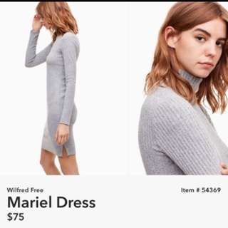 Wilfred Free Mariel Dress