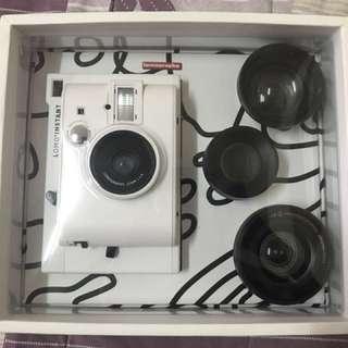 拍立得 Lomo'Instant White + 3 款鏡頭套裝