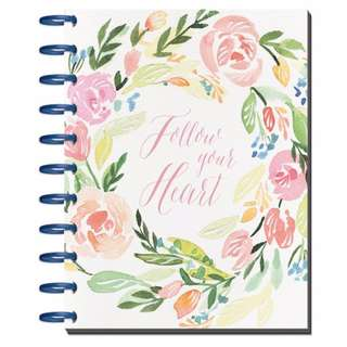 NEW INSTOCK! The Big Happy Planner - Follow Your Heart 2018