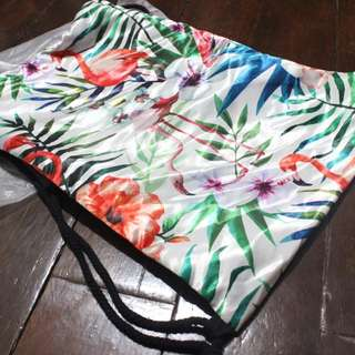 Silk String Bag