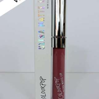 Colourpop Ultra Matte Lip (Viper)