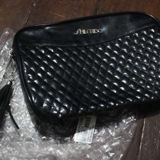 Black Glossy Pouch