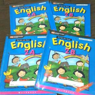 Mypals English Utk Kelas 2