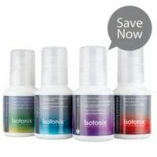BNIB Isotonix® Daily Essentials Kit (4pc set)