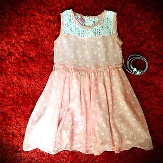 Dress Lil Cute Size S