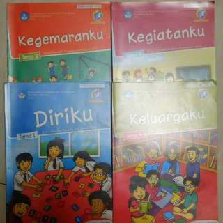 Buku Panduan Tematik Kelas 1