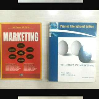 Buku2 Marketing