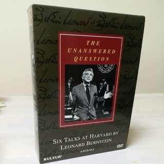 Leonard Bernstein Six Talks at Harvard