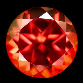 1.55 ct Natural Mystic Red Topaz