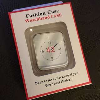 Apple Watch 42 Clear Cover