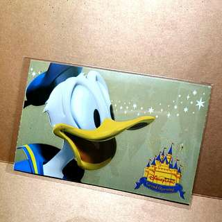 Hong Kong Disneyland 2005 Grand Opening Ticket