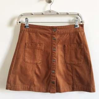 Rustic Skirt