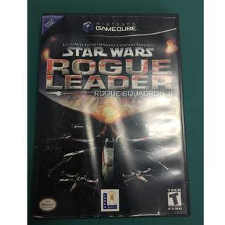 Star Wars Rogue Leader : GameCube