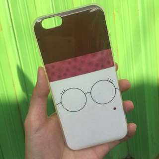 Face of Case iPhone 6/6s