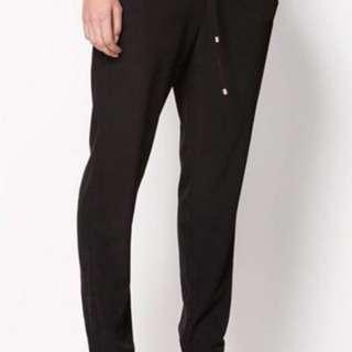 Drawstring comfy pants
