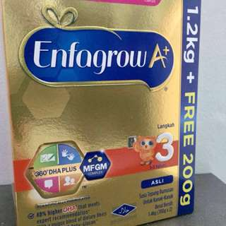 Enfagrow A+ Step 3