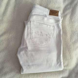 Abercrombie Alyssa Super Skinny Jeans