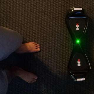 Hx Hover Board Excellent Condition. Fix Price Item Is Really In Gd Condition. Come With Charger
