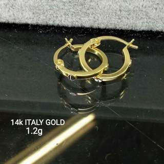14k Italy gold/pawnable