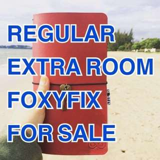 Regular Extra Room Foxyfix