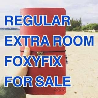 Regular Extra Room Foxyfix
