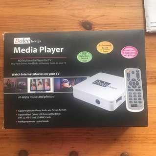 Dolce Design Media Player