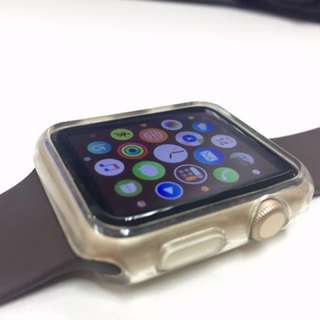 42mm 2nd Generation Cocoa Apple Watch (series1)