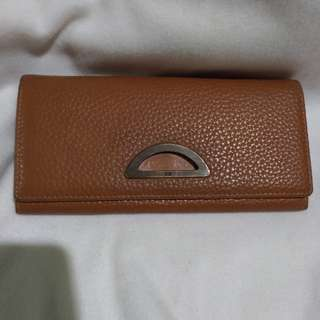 Authentic Preloved Christian Dior Wallet (Dompet)