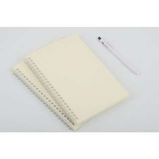 Muji inspired dotted A5 notebook