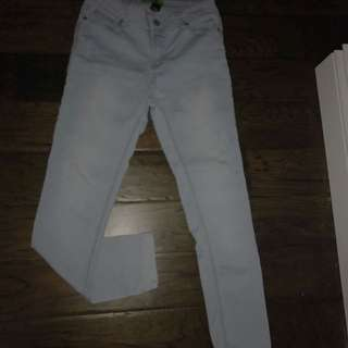 Wax Jeans Light Washed