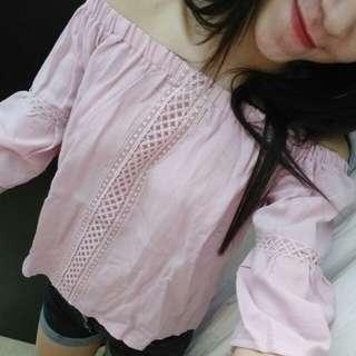 Top Pink Sabrina