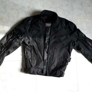 Motorcycle riding jacket price reduced