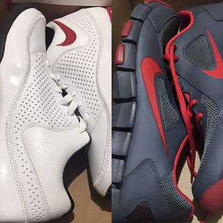 2 Pairs For 6K Original Nike Shoes Free Shipping!!!