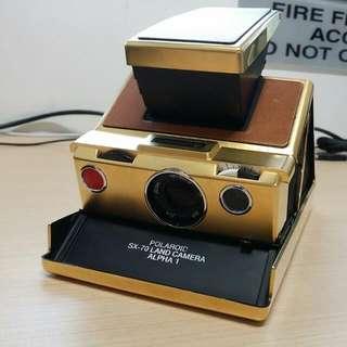 Polaroid Gold SX-70