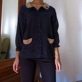 Black Sailor Shirt