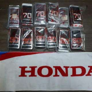 Emblem Horn Cover Honda GBO & GB1